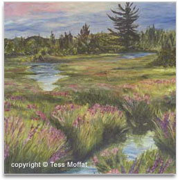 Visit Tess Moffat's Painting Gallery